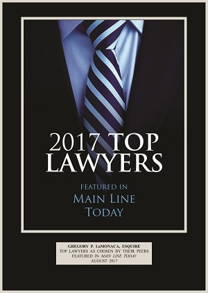 2017 Mainline Today – Top Lawyers