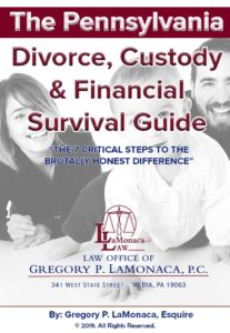 PA Divorce, Custody and Financial Survival Guide Photo