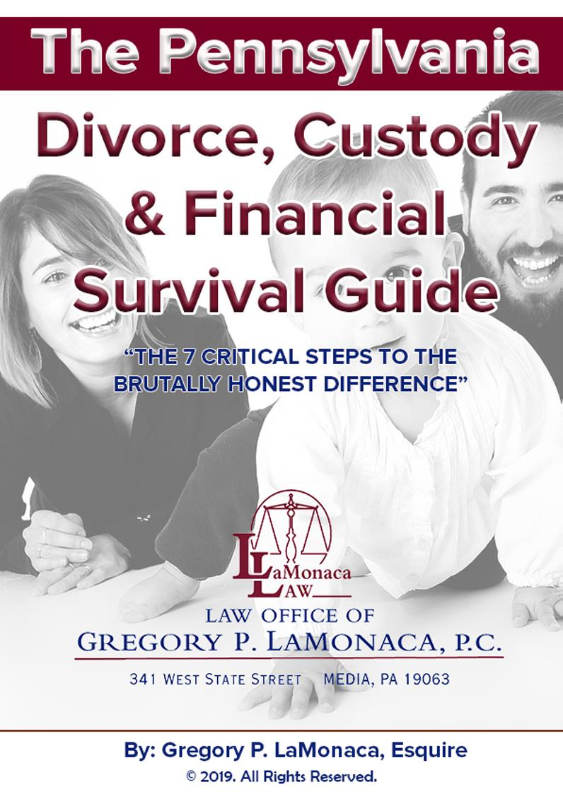 The Pennsylvania Divorce, Custody and Financial Survival Guide
