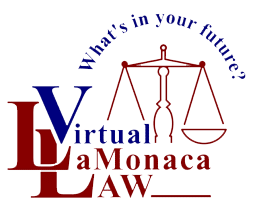 virtual lamonaca law logo